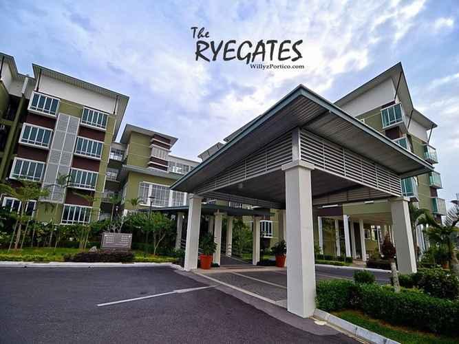 EXTERIOR_BUILDING Concept Homestay Ryegates