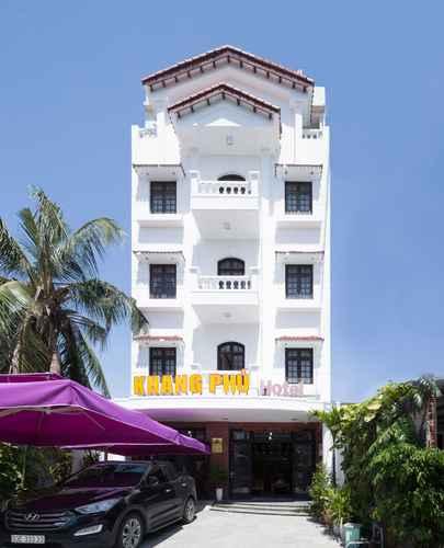 EXTERIOR_BUILDING Khách sạn Khang Phú