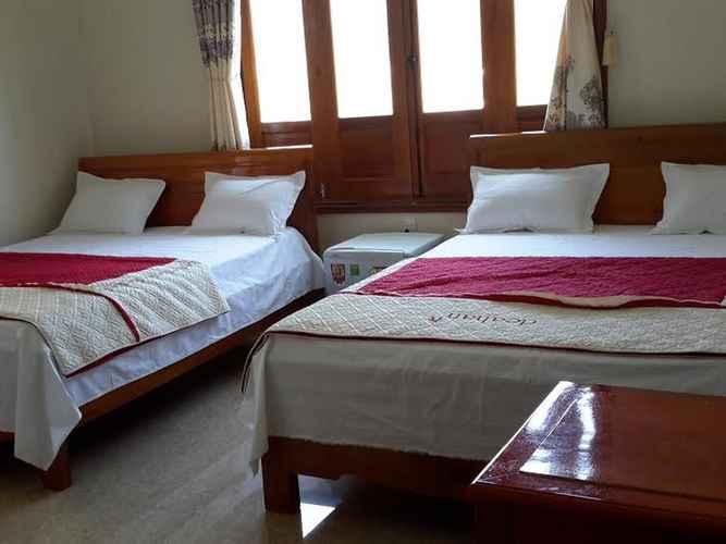 BEDROOM Khách sạn Hương Giang Quảng Bình