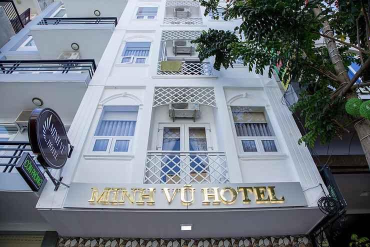 LOBBY Minh Vu Hotel and Apartment