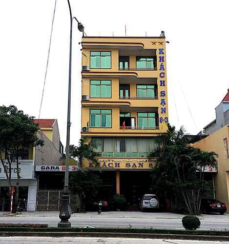 EXTERIOR_BUILDING Khách sạn 8-3