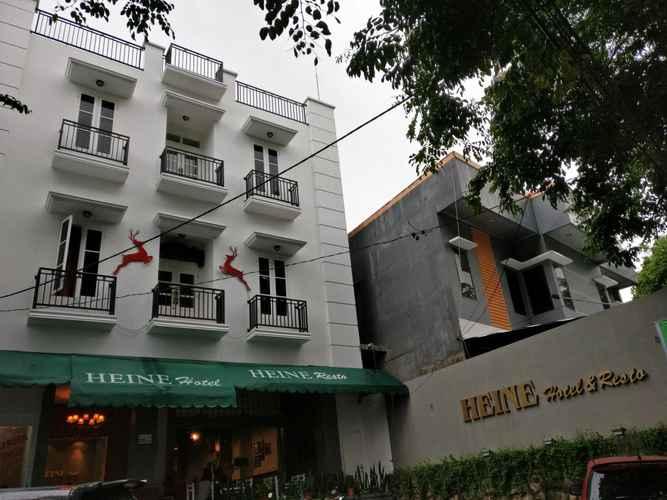 EXTERIOR_BUILDING HEINE Hotel & Resto