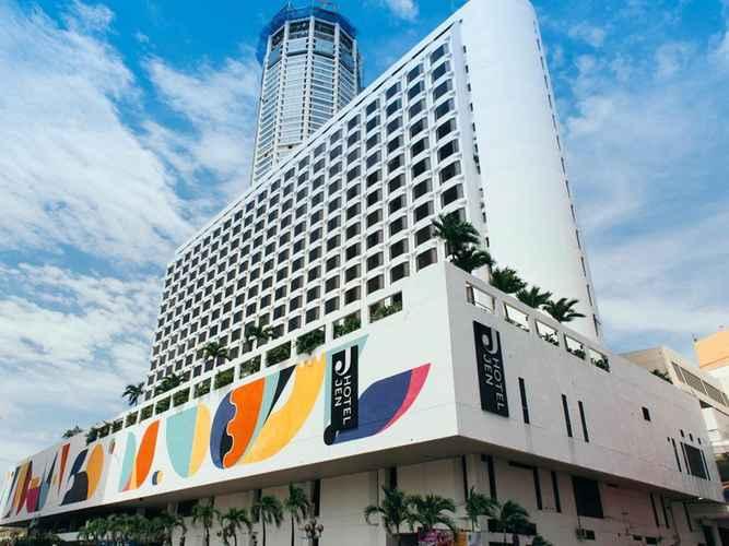 EXTERIOR_BUILDING JEN Penang Georgetown by Shangri-La