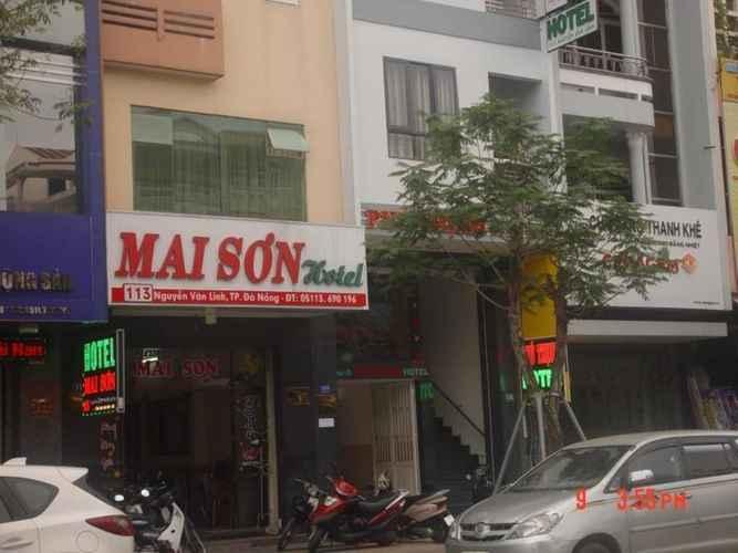 EXTERIOR_BUILDING Khách sạn Mai Sơn