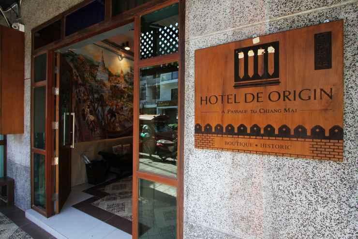 EXTERIOR_BUILDING Hotel De Origin