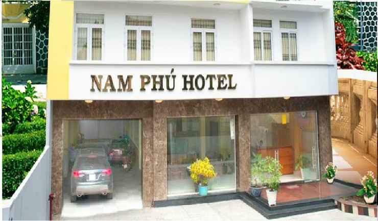 LOBBY Khách sạn Nam Phú