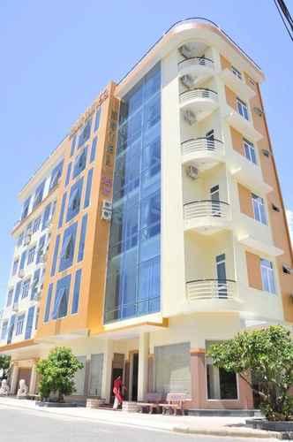 EXTERIOR_BUILDING Khách sạn Hoàng Linh