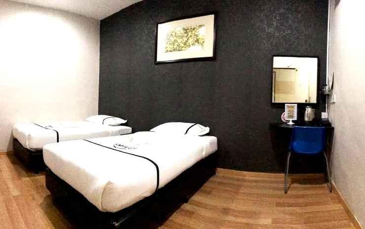 Smile Hotel Wangsa Maju Kuala Lumpur - Twin Single Room Only