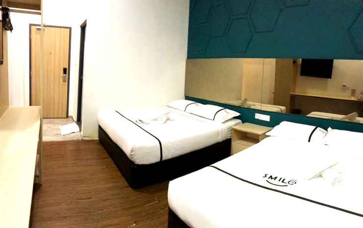Smile Hotel Wangsa Maju Kuala Lumpur - Pax 4 Room Only