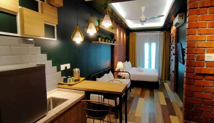 BEDROOM Smile Hotel Wangsa Maju