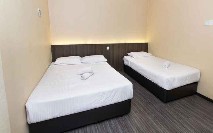 Smile Hotel Cheras Pudu KL Kuala Lumpur - Pax 3 Room