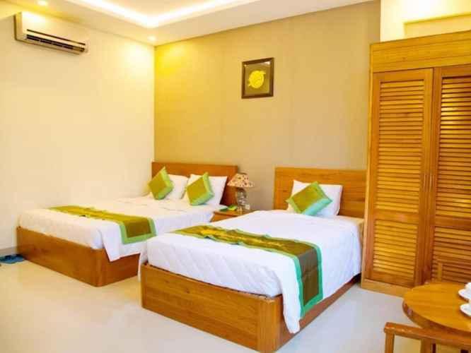 BEDROOM Pelican Hotel Nha Trang