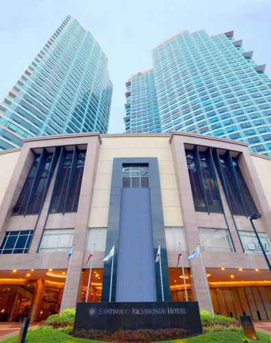 Eastwood Richmonde Hotel Quezon City Low Rates 2020 Traveloka