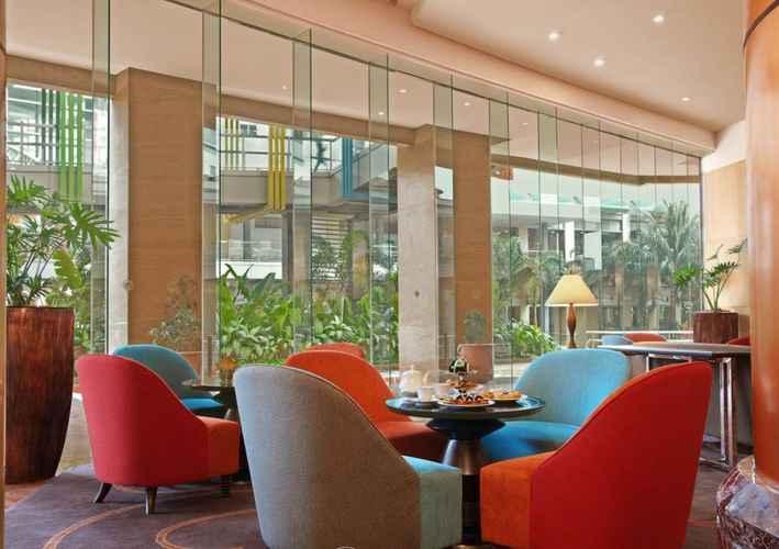 LOBBY Eastwood Richmonde Hotel