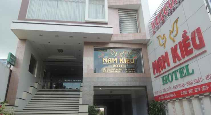 EXTERIOR_BUILDING Khách sạn Nam Kiều Cà Mau