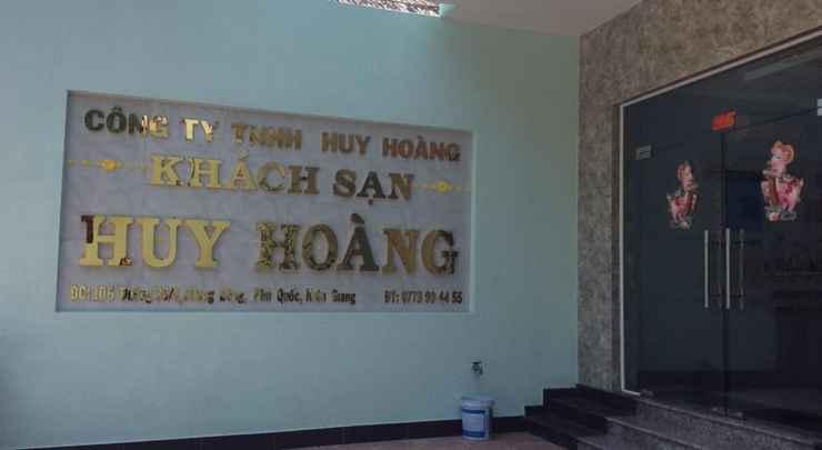 EXTERIOR_BUILDING Huy Hoang Hotel