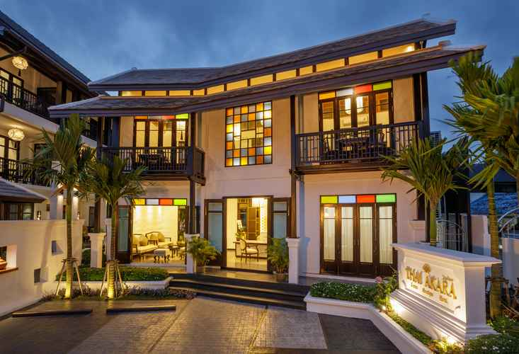 EXTERIOR_BUILDING Thai Akara - Lanna Boutique Hotel
