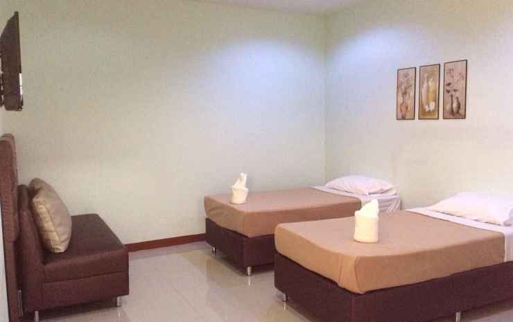 Friend's House Resort Bangkok - Deluxe Twin Bed with Breakfast