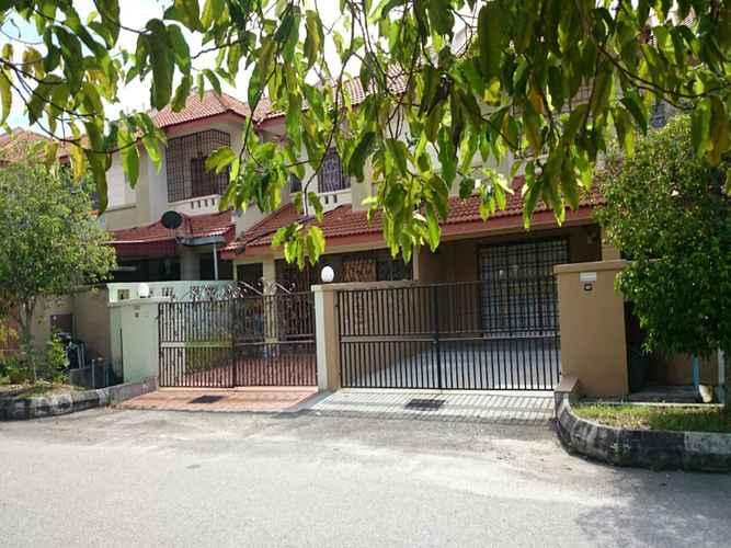EXTERIOR_BUILDING Kenanga Homestay Bukit Mahkota
