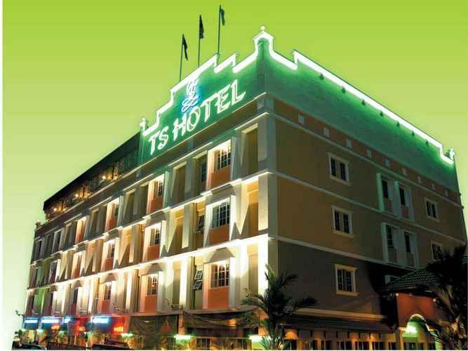 EXTERIOR_BUILDING TS Hotel Scientex