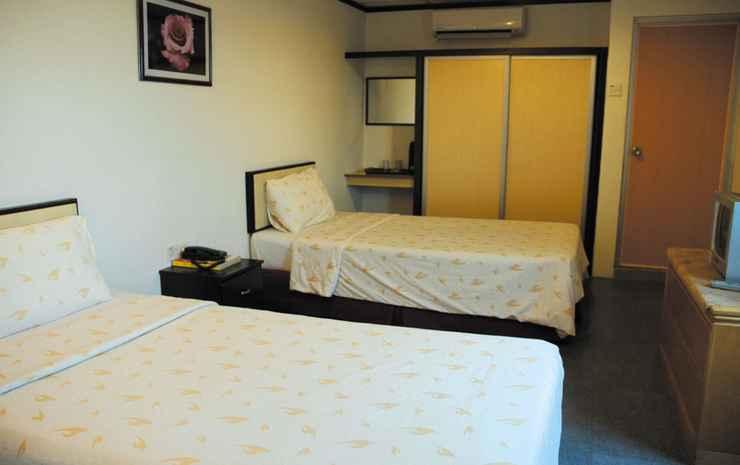 TS Hotel Scientex Johor - Standard Twin Room Without Window