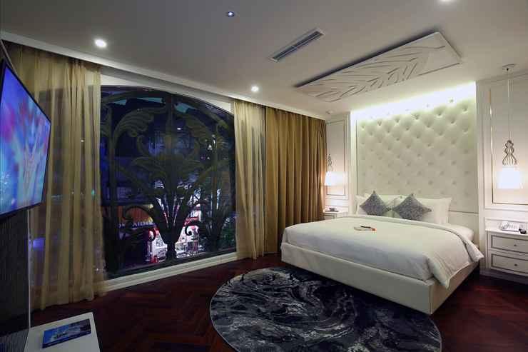 BEDROOM Me Gustas Central Hotel