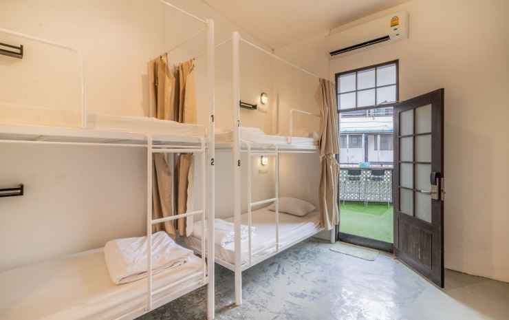 ASA Hostel Bangkok - Private Room for 4 persons - FLEX
