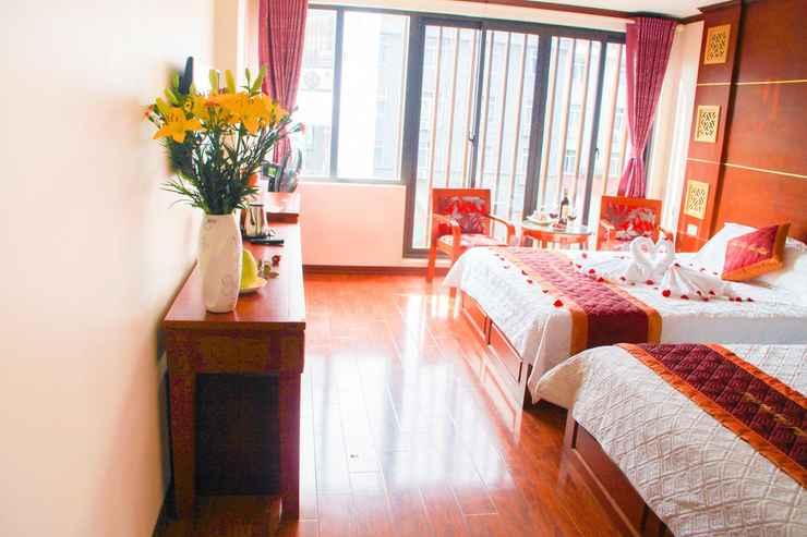 BEDROOM Golden Moon Sapa Hotel
