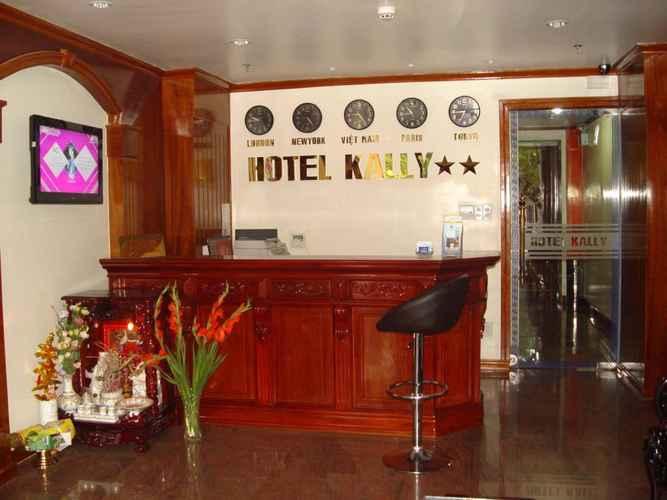 LOBBY Khách sạn Kally