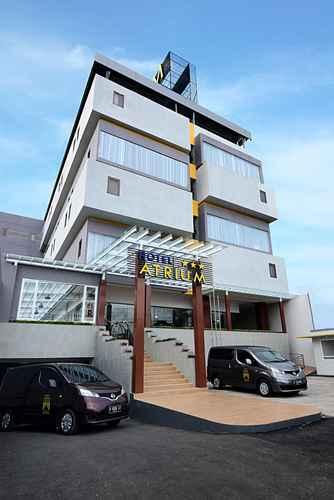 EXTERIOR_BUILDING Atrium Premiere Hotel Cilacap