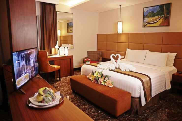 BEDROOM Atrium Premiere Hotel Cilacap
