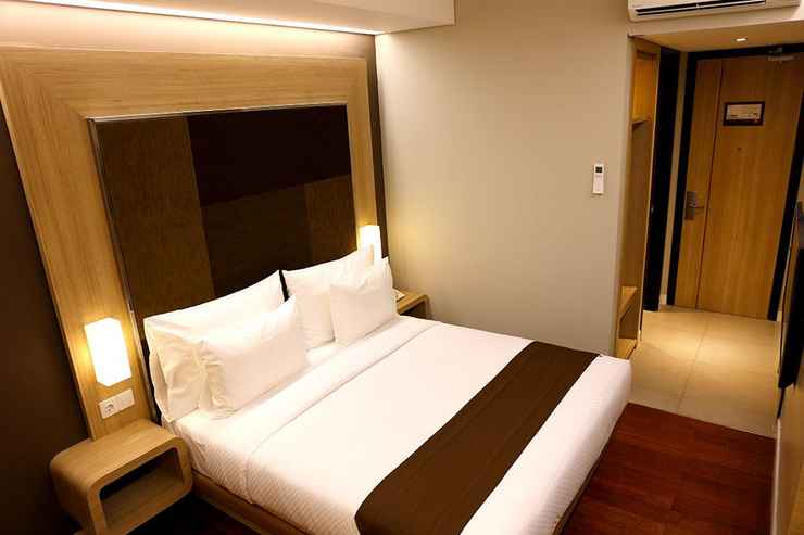 BEDROOM Grand Citihub Hotel @ Panakkukang
