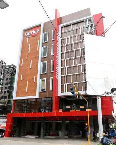 EXTERIOR_BUILDING Grand Citihub Hotel @ Panakkukang