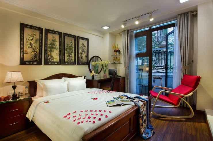 BEDROOM Khách sạn Luminous Viet