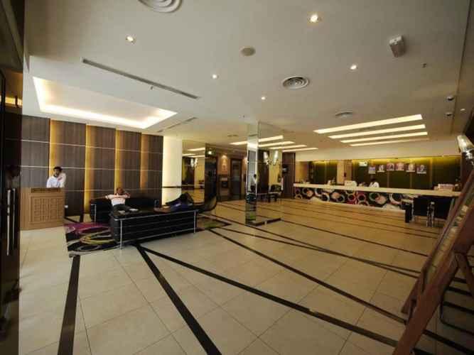 LOBBY Premier Hotel Sibu