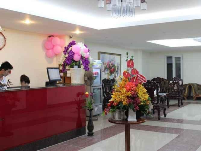 LOBBY Khách sạn Hoàng Anh Star