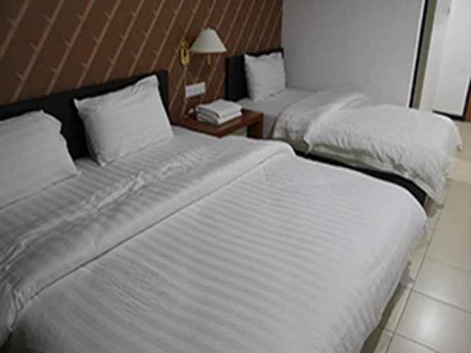 BEDROOM Permai Hotel (Sibu)