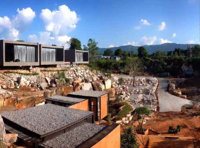 EXTERIOR_BUILDING Nhapha Khao Yai Resort