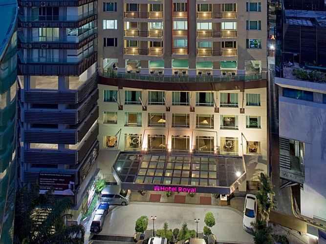 EXTERIOR_BUILDING Hotel Royal Kuala Lumpur