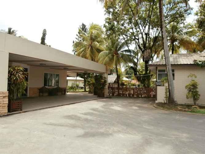 EXTERIOR_BUILDING Langkah Syabas Beach Resort
