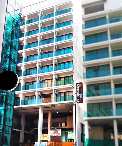 EXTERIOR_BUILDING ฟีนิกซ์ แกรนด์ โฮเต็ล