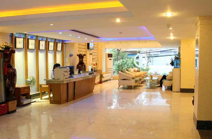LOBBY Blue Beach Hotel