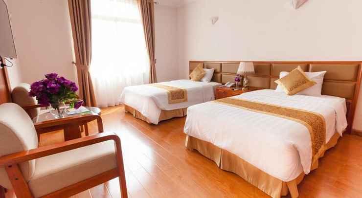 BEDROOM Khách sạn Công Đoàn Việt Nam