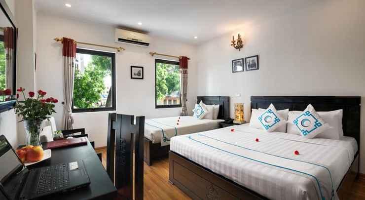 BEDROOM Khách sạn Focus Boutique Hà Nội