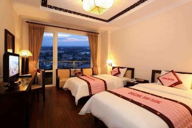 BEDROOM Sunny C Hotel