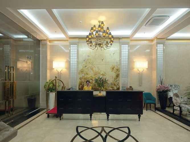 LOBBY A25 Star Hotel - 06 Trương Định