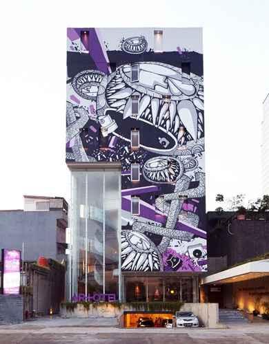EXTERIOR_BUILDING Artotel Thamrin Jakarta