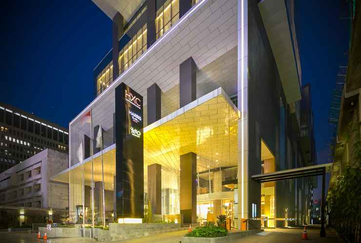 EXTERIOR_BUILDING Harris Vertu Hotel Harmoni