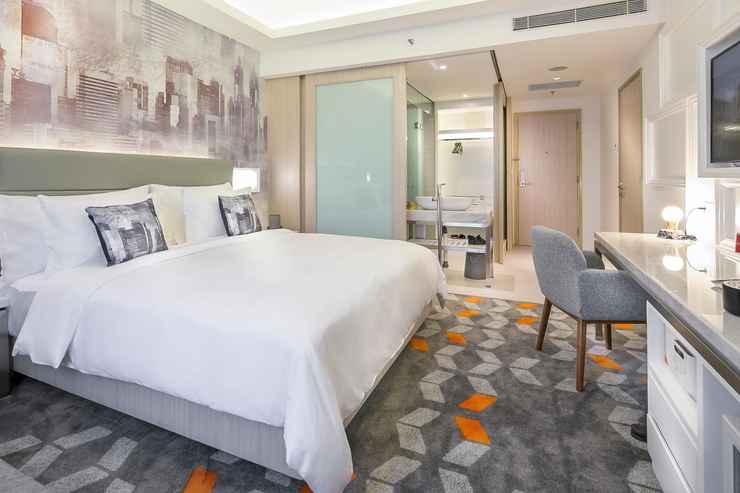 BEDROOM Harris Vertu Hotel Harmoni