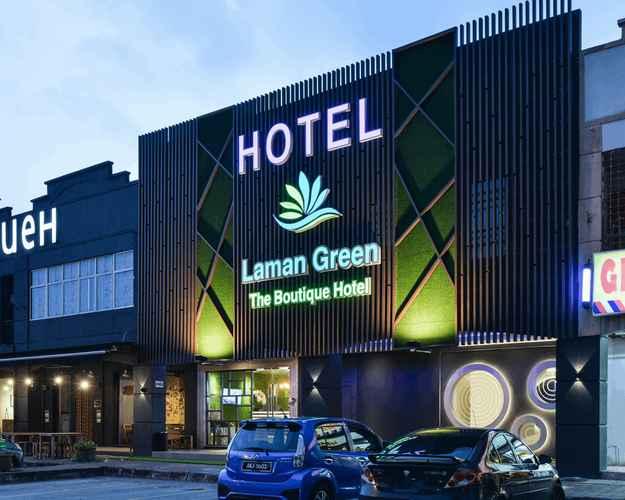 EXTERIOR_BUILDING Laman Green The Boutique Hotel